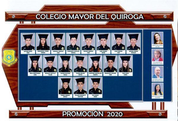 Promoción 2020